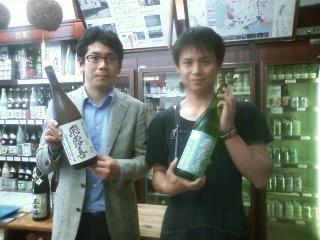 福島の銘酒 『飛露喜』 廣木社長 ご来店