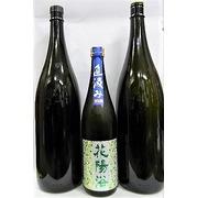 日本酒 3本セット『花陽浴 純米大吟醸 五百万石  直汲み生 720ml 1本&美味しい日本酒1800ml 2本』 【クール便指定】
