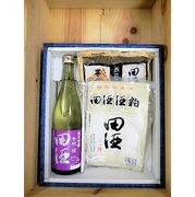 ご進物セット 『田酒 純米吟醸酒720ml 1本』& 『 酒粕 2種』 【西田酒造】(1)