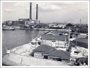 旧堺港の様子