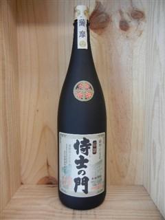 芋焼酎 侍士の門 1.8L